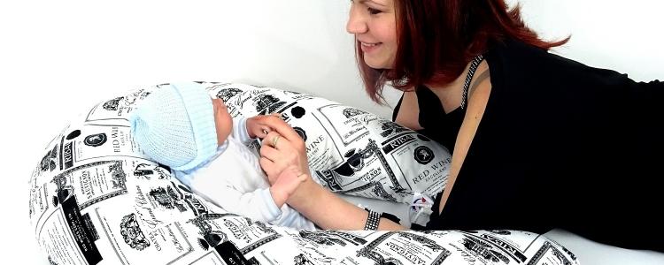 Vankúš na dojčenie Matýsek, ako vlastne vzniká?