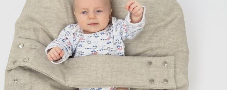 Blesková soutěž o vak pro miminko LEN