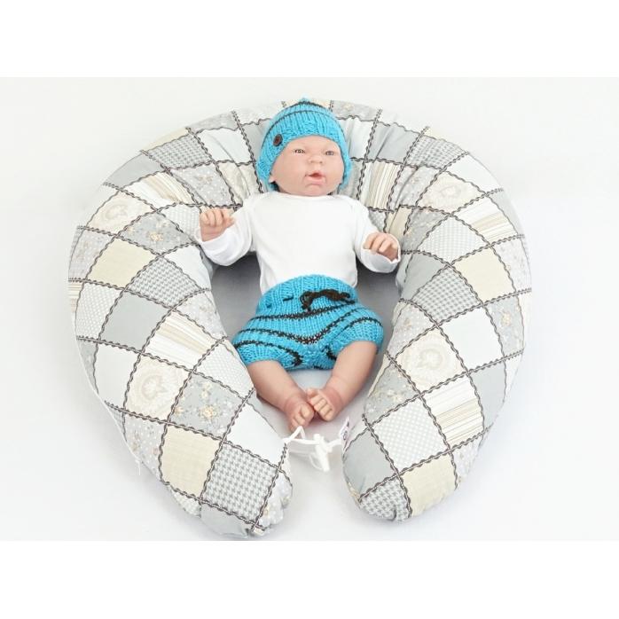 Dojčiace vankúš Maxi PEČVORK 100% bavlna 4