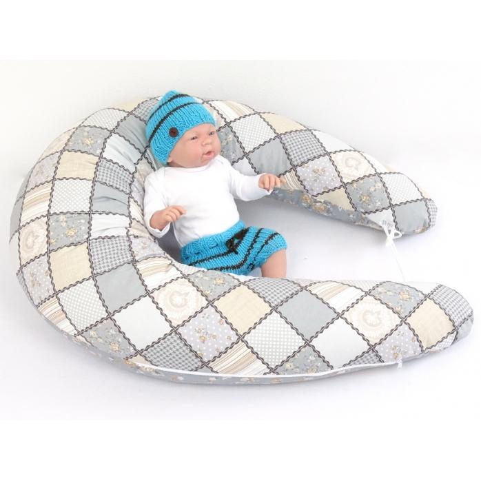 Dojčiace vankúš Maxi PEČVORK 100% bavlna 5
