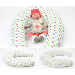 Dojčiaci vankúš Maxi CHAMELEON BÍLÝ 100% bavlna