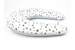 Dojčiace vankúš Štandard STARS 100% bavlna