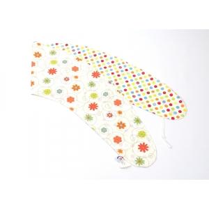 Poťah LÚKA ORANŽOVÁ 100% bavlna (veľkosť štandard)